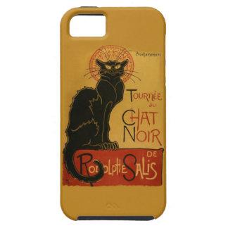 Tournee de Chat Noir Black Cat iPhone 5 Case