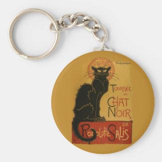 Tournee de Chat Noir Black Cat Key Chains