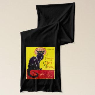 Tournee du Chat Noir Cabaret Scarf