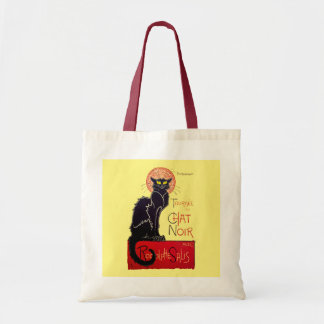 Tournee du Chat Noir French Art Nouveau Black Cat