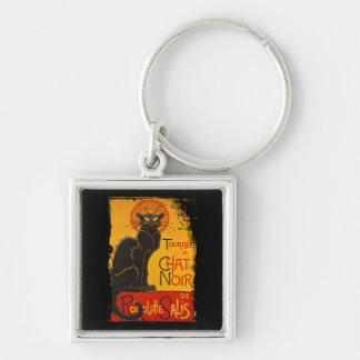 Tournee du Chat Noir Key Chains