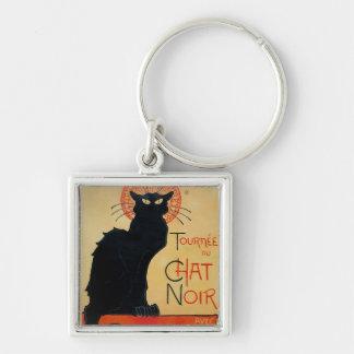 Tournee Du Chat Noir Key Chain