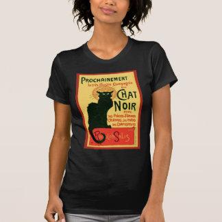 Tournée du Chat Noir, Steinlen Fine Art T-Shirt