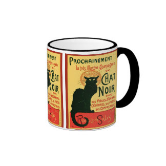 Tournée du Chat Noir Theophile Steinlen Coffee Mug