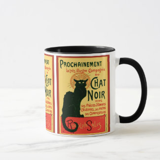 Tournée du Chat Noir, Theophile Steinlen Mug