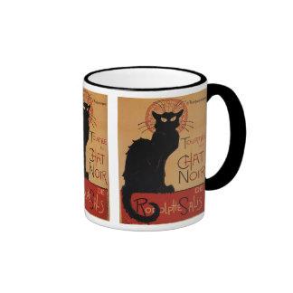 Tournée du Chat Noir, Théophile Steinlen Coffee Mugs
