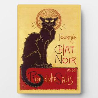 Tournée du Chat Noir, Théophile Steinlen Photo Plaques