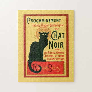 Tournée du Chat Noir, Théophile Steinlen Puzzle