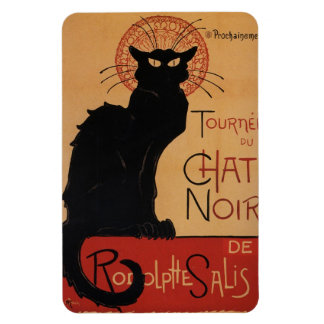 Tournée du Chat Noir, Théophile Steinlen Rectangular Photo Magnet