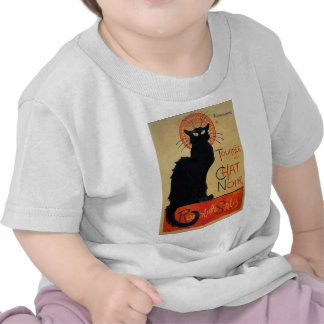 Tournee du Chat Noir Tshirts