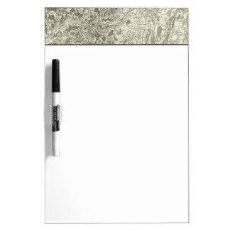 Tournus, Lonsle Saunier Dry Erase Board