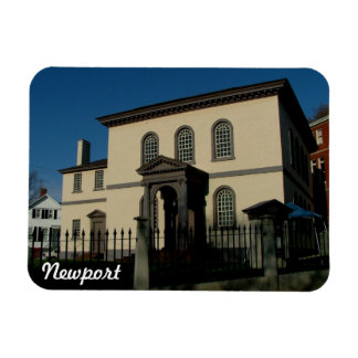 Touro Synagogue Rectangle Magnets