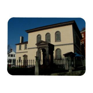 Touro Synagogue Rectangular Photo Magnet