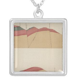 Tourtelotte Park Special Sheet Silver Plated Necklace