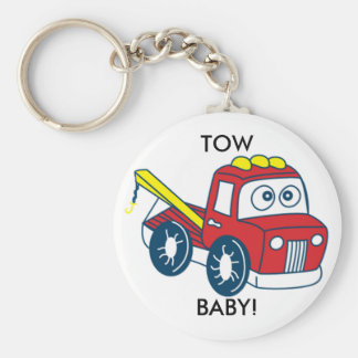 TOW BABY! KEY RING