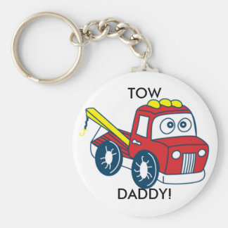 TOW DADDY! KEY RING