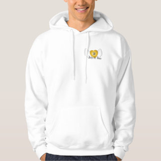 Tow Souls One Heart! Hoodie-Customize Hoody