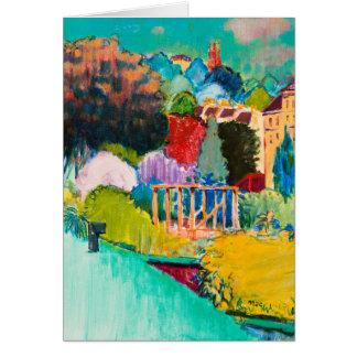 Towards St. Stephen's Card