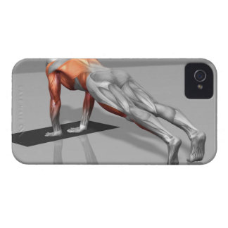 Towel Fly Exercise 2 Case-Mate iPhone 4 Case