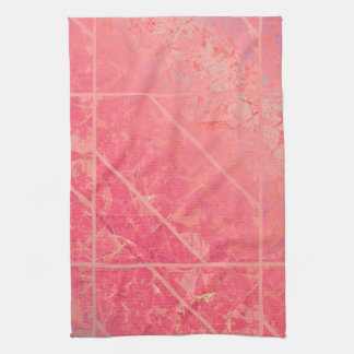 Towel Pink Marble Texture