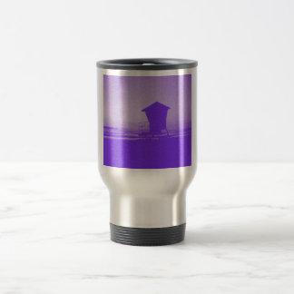 Tower #1 stainless steel travel mug