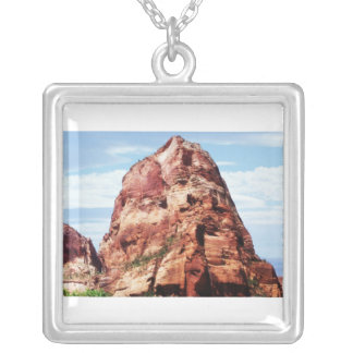 Tower at Zion National Park Pendant