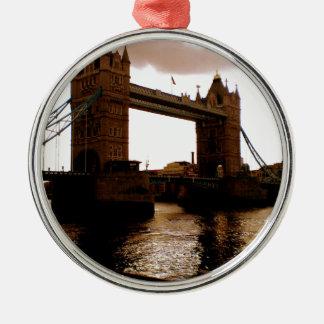 Tower Bridge 2 Christmas Ornament