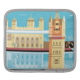 Tower Bridge 2 iPad Sleeve
