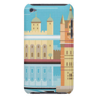 Tower Bridge 2 iPod Case-Mate Case
