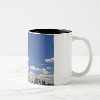 Tower Bridge 3 Two-Tone Coffee Mug