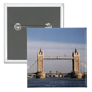 Tower Bridge 6 15 Cm Square Badge