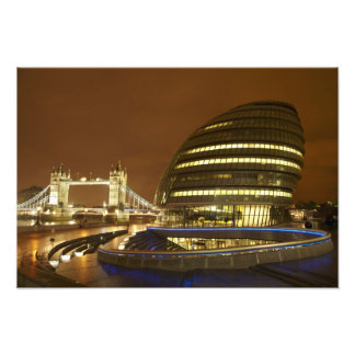 Tower Bridge, and Greater London Authority Photograph