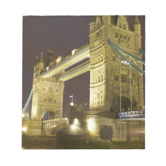 Tower Bridge and River Thames at dusk, London, Notepads