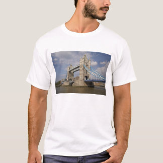 Tower Bridge and River Thames, London, T-Shirt