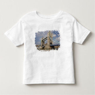 Tower Bridge and River Thames, London, Toddler T-Shirt