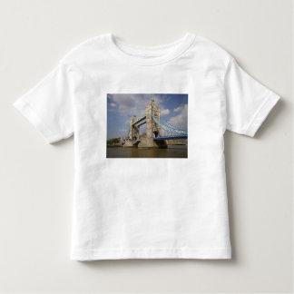Tower Bridge and River Thames, London, Toddler T-Shirt