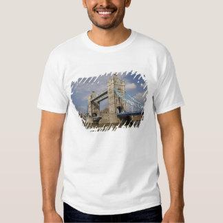 Tower Bridge and River Thames, London, Tshirt