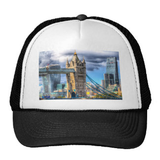 Tower Bridge and the City Mesh Hat