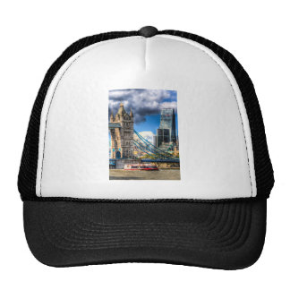 Tower Bridge and the City Trucker Hats