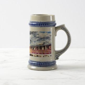Tower Bridge and the Elizabethan Mug