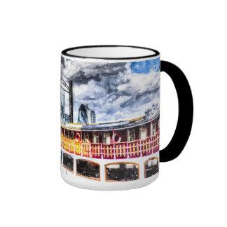 Tower Bridge and the Elizabethan Coffee Mugs