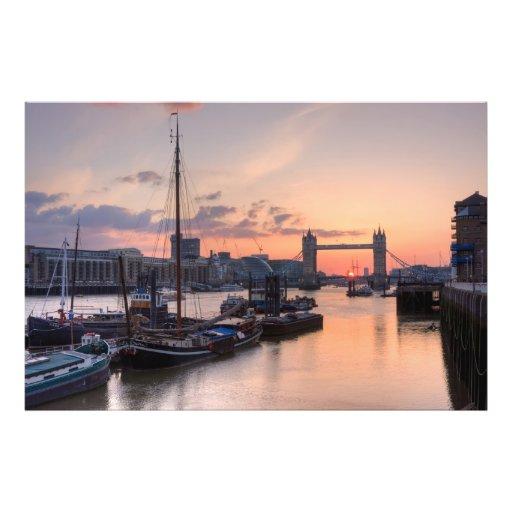 Tower Bridge Art Photo