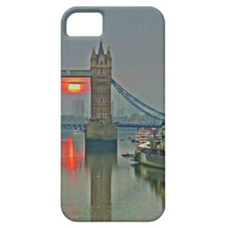 Tower Bridge at Dawn Barely There iPhone 5 Case
