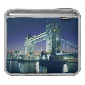 Tower Bridge at Dusk iPad Sleeve