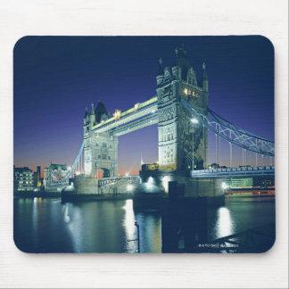 Tower Bridge at Dusk Mouse Mat
