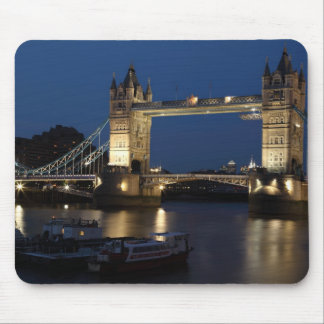Tower Bridge at Night Mouse Mat