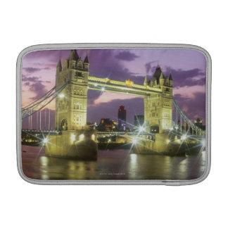 Tower Bridge at Night Sleeve For MacBook Air