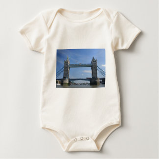 Tower Bridge - British Baby Bodysuit