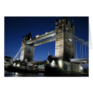 Tower Bridge Card