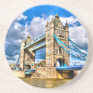 Tower Bridge Drink Coaster